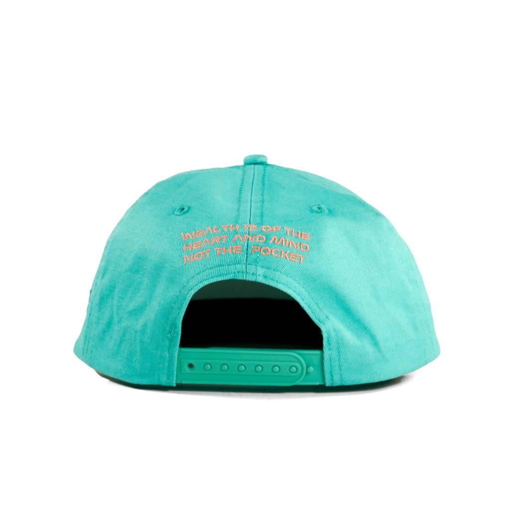 BBC BBC Arch Logo Snap Turquoise