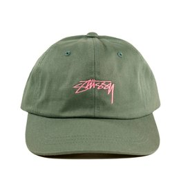 Stussy Stussy Smooth Low Cap Green