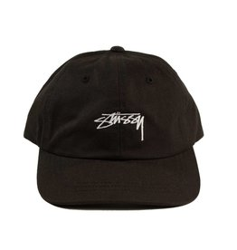 Stussy Stussy Smooth Low Cap Black