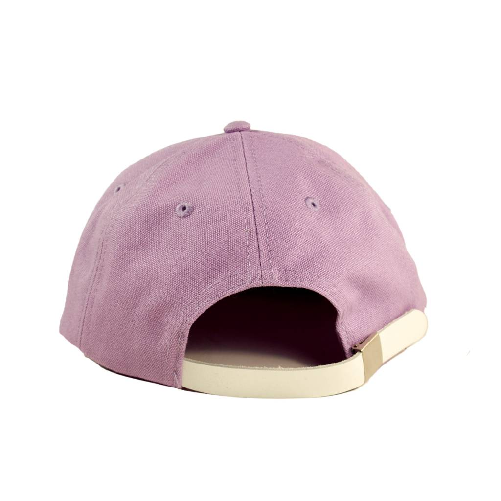 Stussy Stussy Smooth Low Cap Lavender