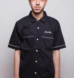 Stussy Stussy Laguna Bowling Shirt Black
