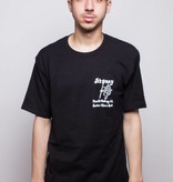 Stussy Stussy Hotter Than Hell Tee Black