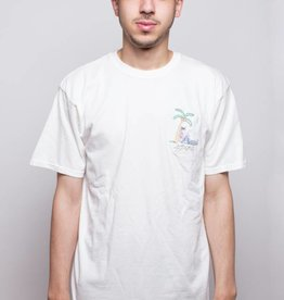 Stussy Stussy Rub A Dub Pig. Dyed Tee Natural