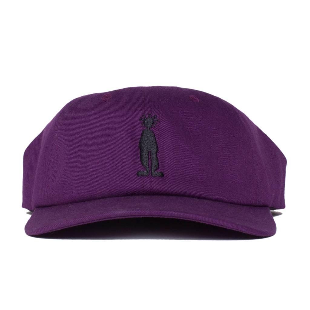 Stussy Stussy Fitted Low Cap Purple