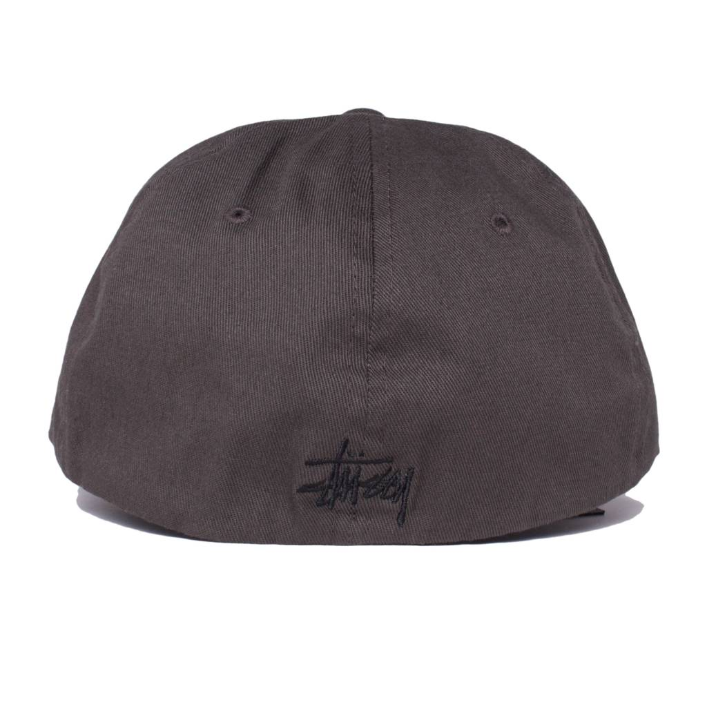 Stussy Stussy Fitted Low Cap Black
