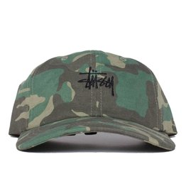 Stussy Stussy Camo Low Cap Green