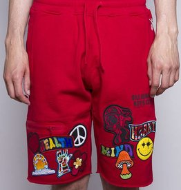 BBC BBC Scout Short Red