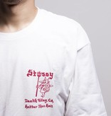 Stussy Stussy Hotter Than Hell Tee White