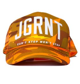 Jugrnaut Jugrnaut CSWS Trucker Orange Camo