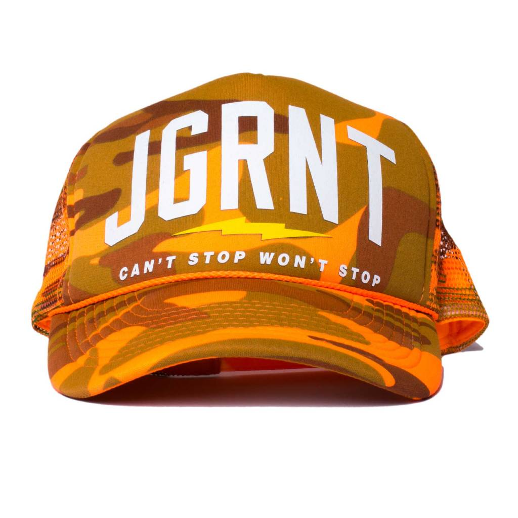 Jugrnaut Jugrnaut CSWS Trucker Orange Camo