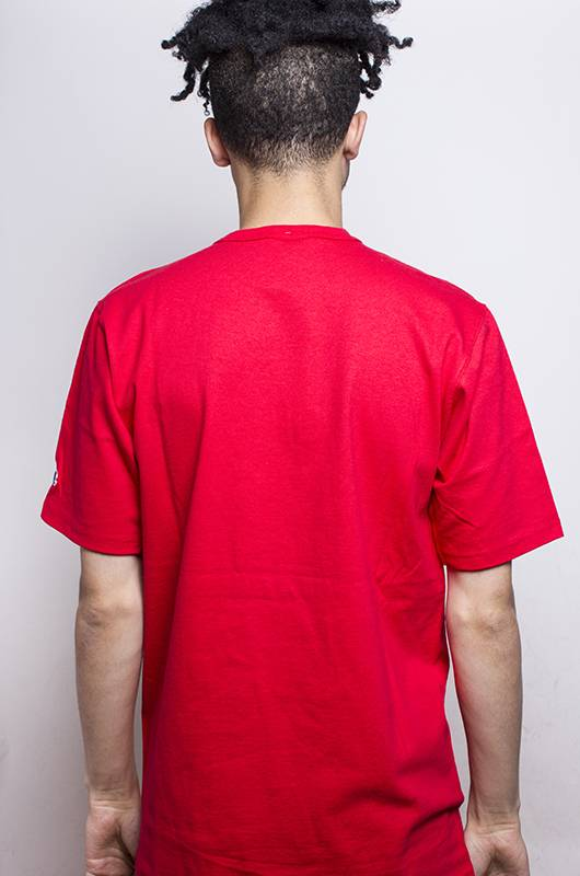 Champion Champion Reverse Weave Tee Red