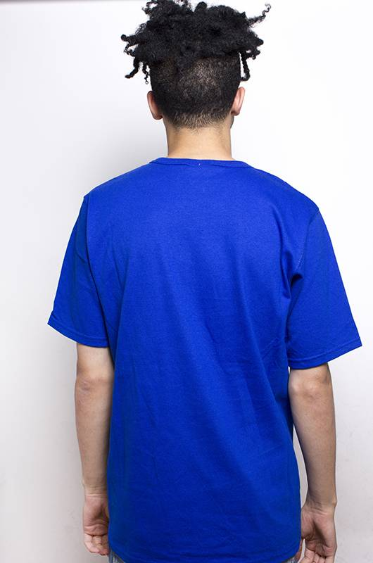 Champion Champion Reverse Weave Tee Blue