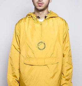 Stussy Stussy NYLON POP OVER JACKET Gold