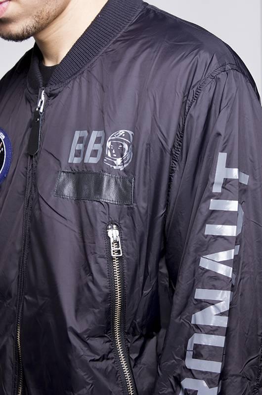 BBC BBC Canaveral Jacket Black