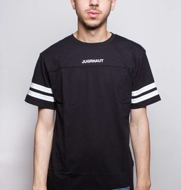 Jugrnaut Jugrnaut 27 Football Tee Black