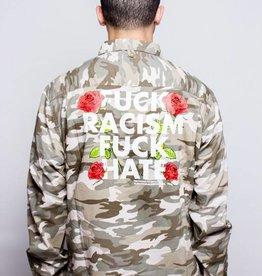 Jugrnaut Jugrnaut F Racism F Hate Sand Camo