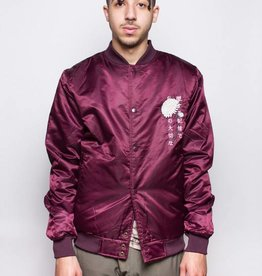 10 Deep Heaven's Gate Satin Jacket