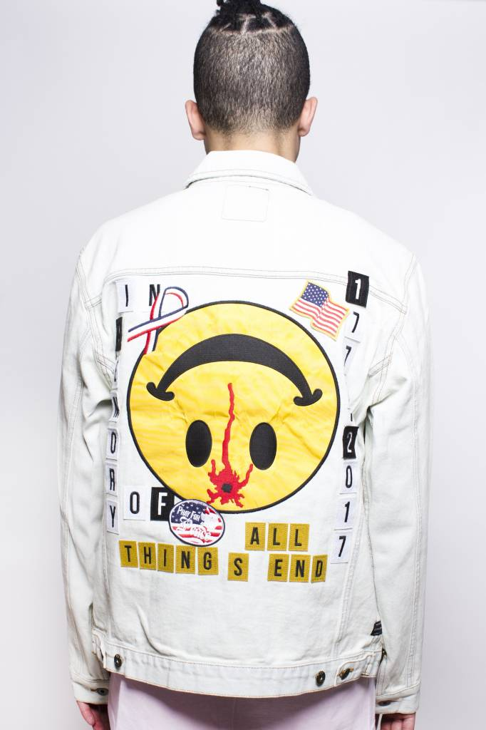 10 Deep 10 Deep All's Well Denim Jacket
