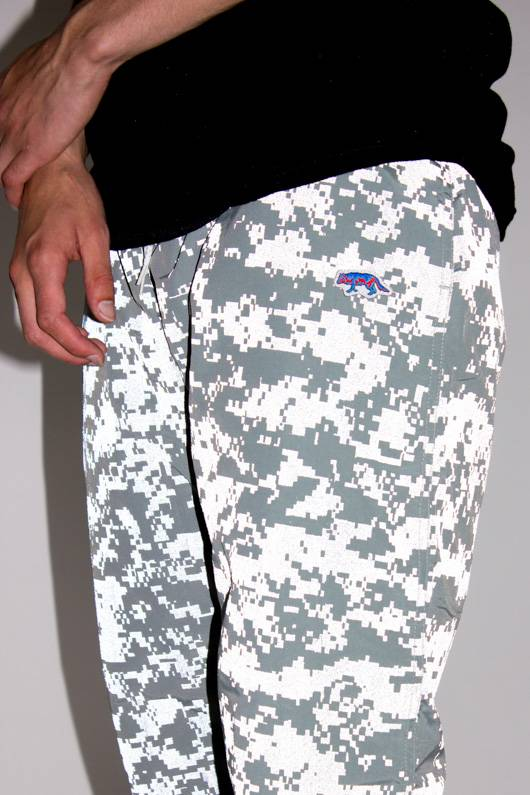 Raised By Wolves Raised By Wolves Geowulf 3M Track Pants