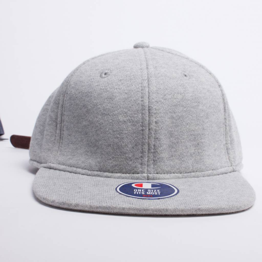 Champion Champion Reverse Weave Baseball Hat Oxford Gray