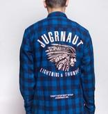 Jugrnaut Jugrnaut Chief Flannel Blue