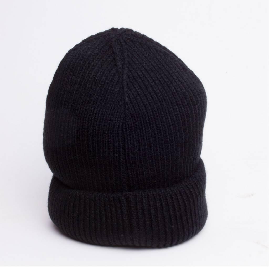 Stussy Stussy Tonal Basic Cuff Beanie Black