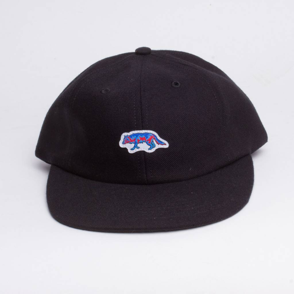Raised By Wolves Raised By Wolves Geowulf Cap Black
