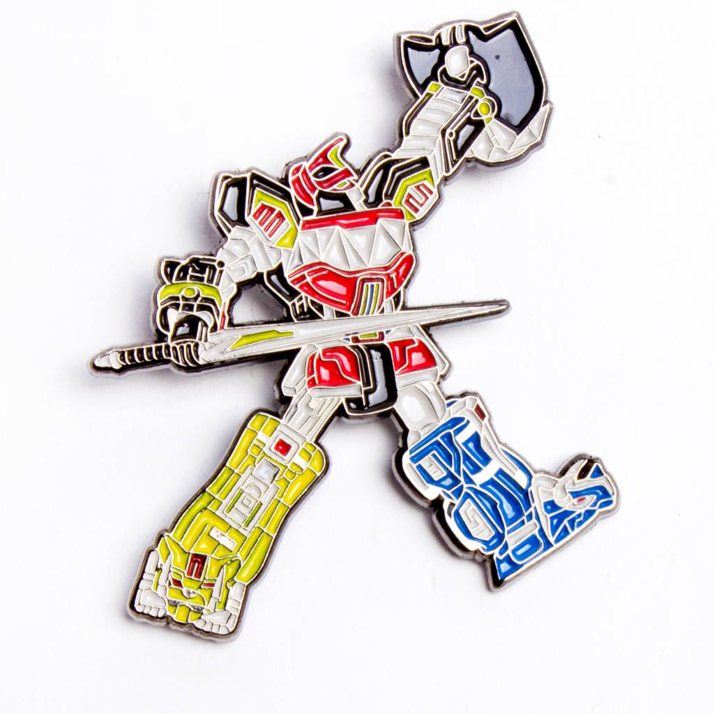 Peabe Pea-Be Air Zord Pin