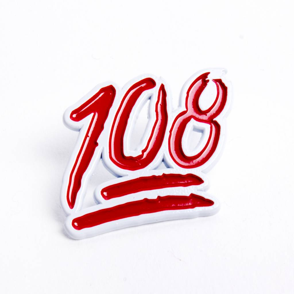 Peabe 108yrs Cubs Pin
