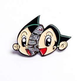 Pea-Be Astro Boy Pin