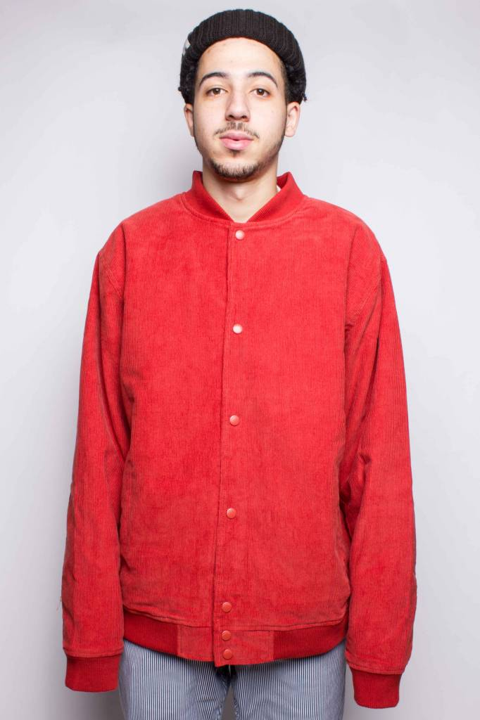 10 Deep 10 Deep Sun Also Sets Corduroy Jacket Red