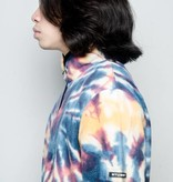 Stussy Stussy Tye Dye Polar Fleece Mock Multi
