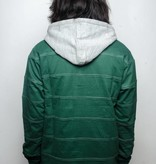 Stussy Stussy Hooded Heavy Jersey Forest