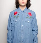 Stussy Stussy Denim Shirt Light Blue
