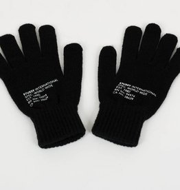 Stussy Stussy Printed Mil Spec Gloves Black