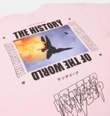 10 Deep 10 Deep History of the World Tee Pink