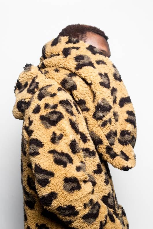 10 Deep 10 Deep Poodle Fleece Scarf Leopard