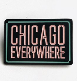 Jugrnaut Jugrnaut x Peabe Chicago Everywhere Pin green/peach