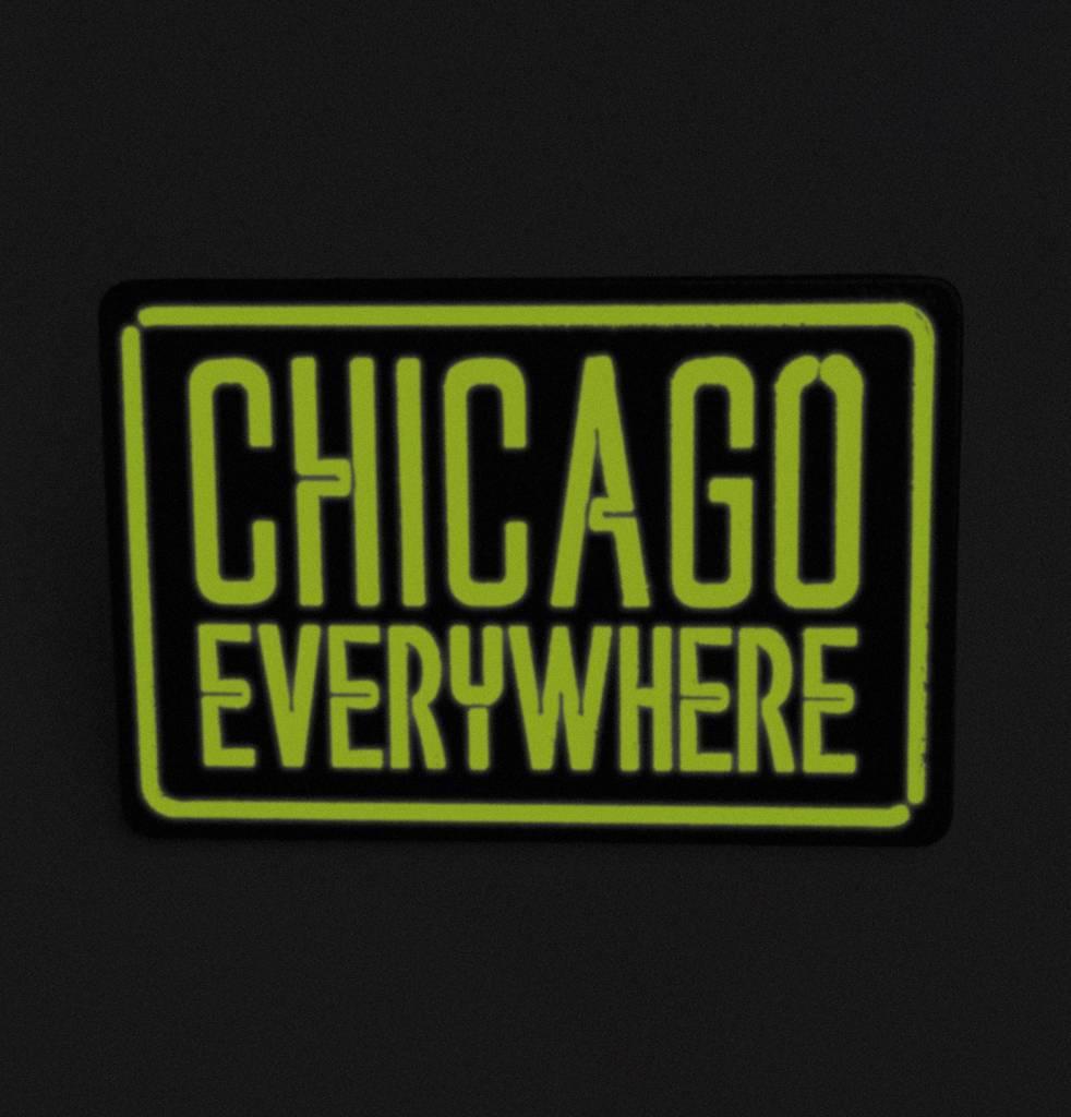 Jugrnaut Jugrnaut x Peabe Chicago Everywhere Pin blue/pink