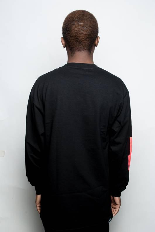 Jugrnaut Jugrnaut Xavier Long Sleeve Black