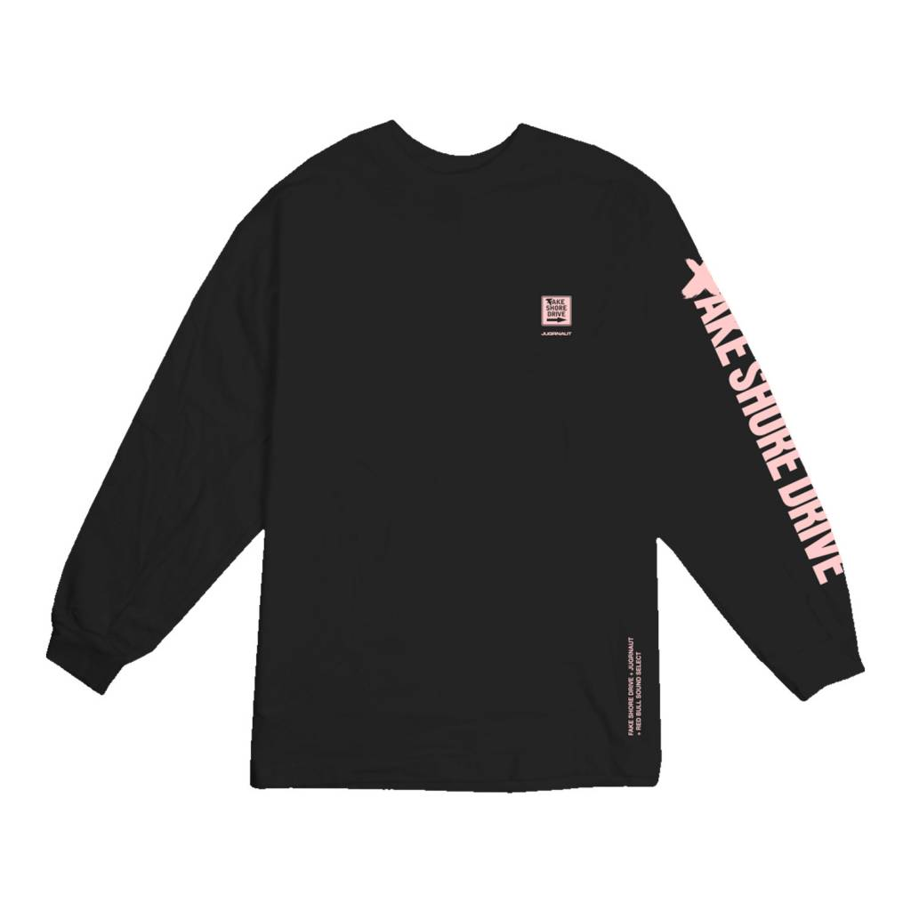 Jugrnaut Jugrnaut x FSD Long Sleeve Black