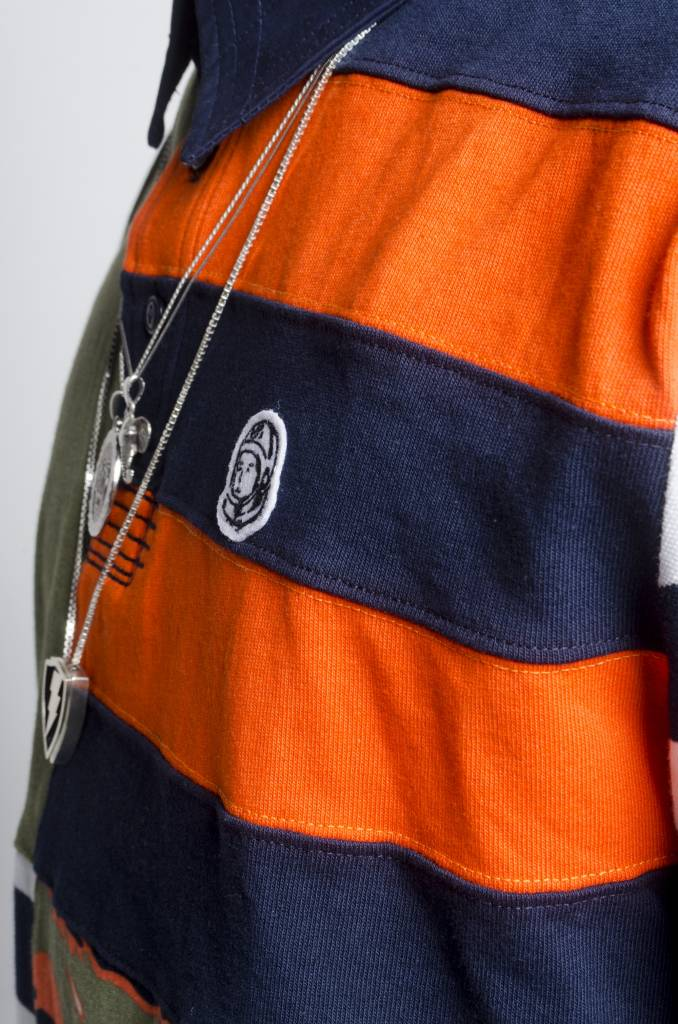BBC BBC Gunner Polo Orange Camo