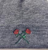 Jugrnaut Jugrnaut JUX Roses Beanie Grey