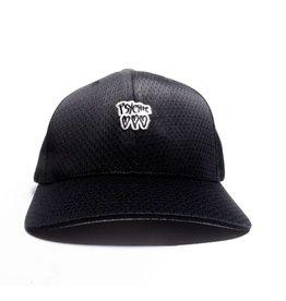 Psychic Hearts Psychic Hearts logo mesh cap Black