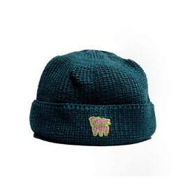Psychic Hearts Psychic Hearts Logo leuchtfeuer Beanie Green
