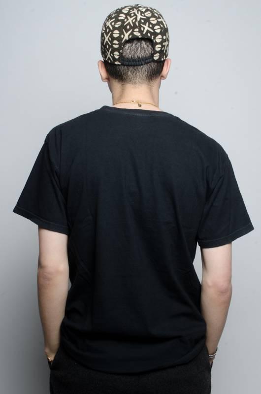 Psychic Hearts Psychic Hearts Logo T-shirt Black