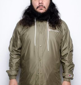 Champion Champion satin Track Jacket Green