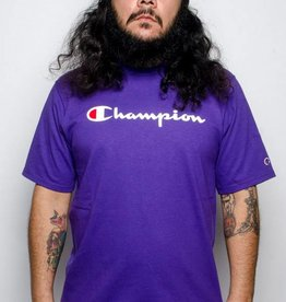 Champion Champion Rev Weave Tee Purple
