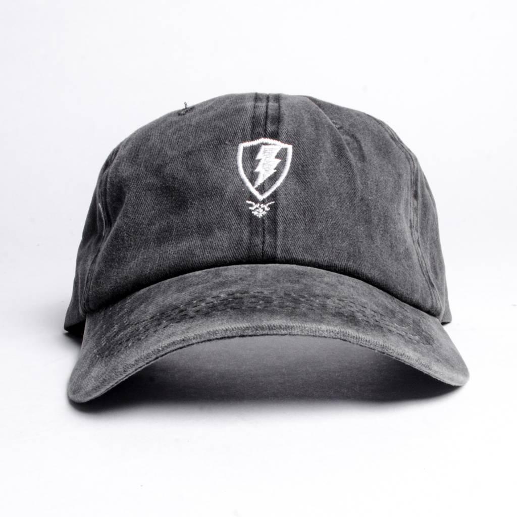 Jugrnaut Jugrnaut OG Shield Sportsman Cap Grey