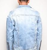 Embellish Denim Embellish Phantom Jacket Stone Wash